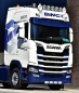 Preview: Windabweiser Set passend für Scania S-Serie